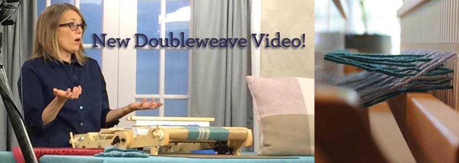 New Doubleweave Video