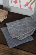 Facecloth from Handwoven Home by Liz Gibson