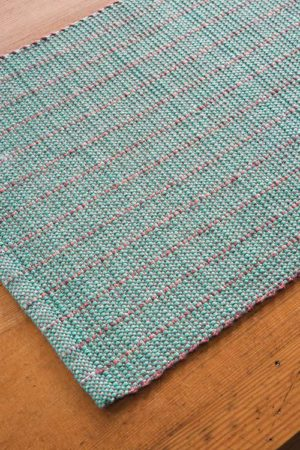 Skip a Slot Placemat from Handwoven Home by Liz Gibson