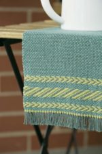 Twill Be Done from Handwoven Home by Liz Gibson