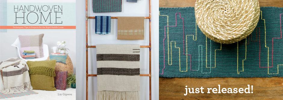 Handwoven Home Just Released
