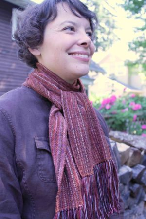 Ghost Ranch Scarf