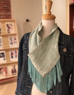 Hidden Secrets Cowl by Liz Gipson
