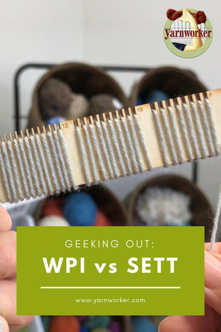Weaving Setts #rigidheddleloom #weaving #handweaving
