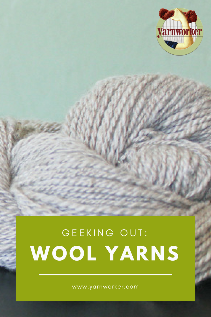 When it comes to weaving, not all wool yarns are the same. Wool comes from a wide variety of sources and it can be prepared and spun in so many ways. Depending on exactly what they are, they can behave very differently in the finished woven cloth.