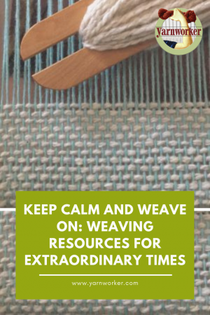 Weaving resources for extraordinary times